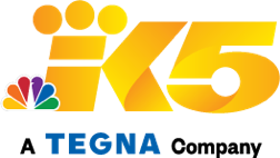 Logo stacji King 5 News