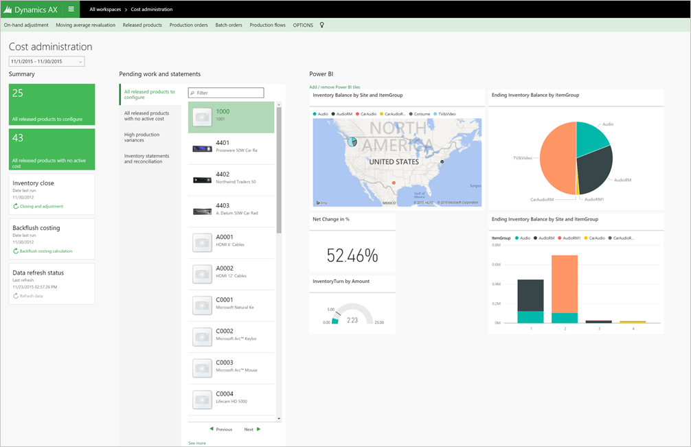 Power BI for Developers: Reports API and a simple App Registration