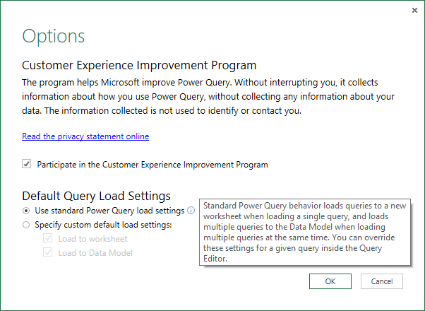 New updates for Power Query Microsoft Power BI Blog – In Addition to Its Worksheet Capabilities Excel Can