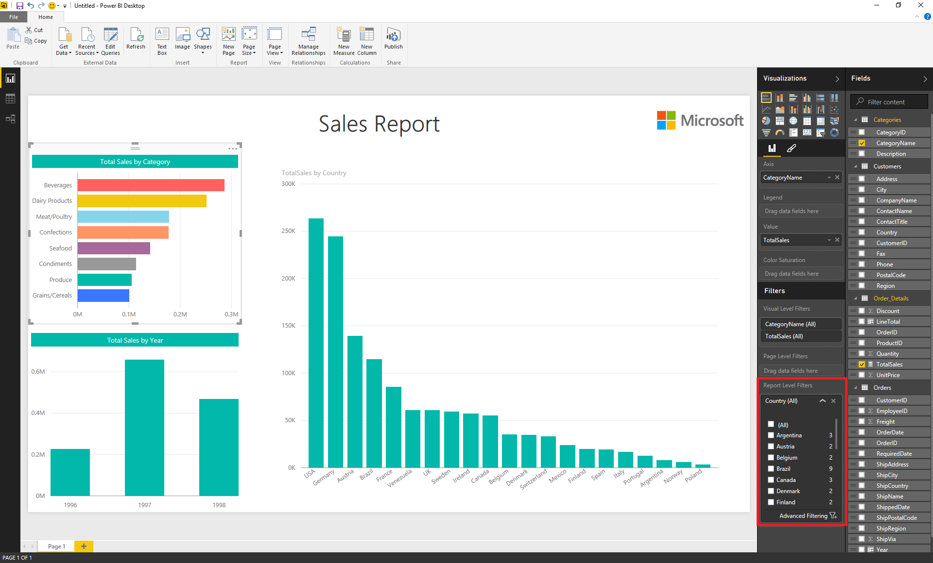 44 New Features In The Power Bi Desktop September Update Microsoft Atx Supply Restructuring Full Outage With Off Circuit Report Authoring