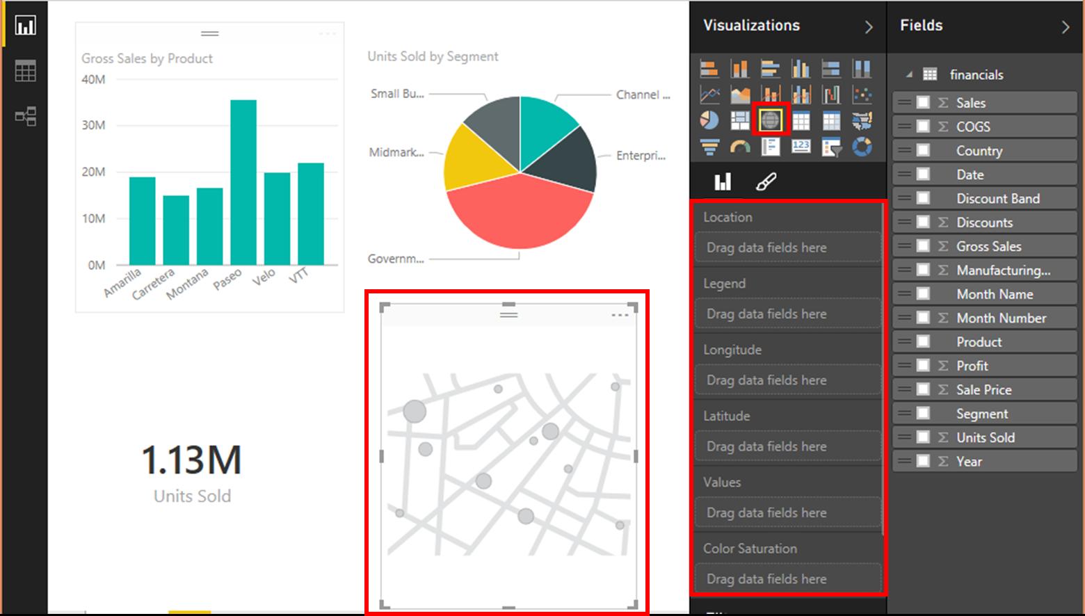 Create A Power Bi Desktop Report In Minutes