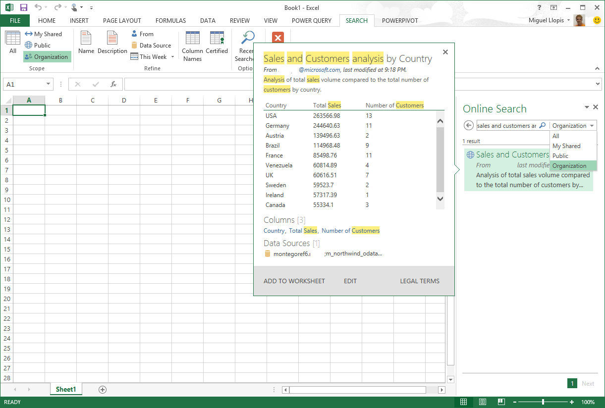 Sharing and Discovering Queries Using Power Query and Power BI ...