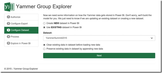 diZerega yammer analytics