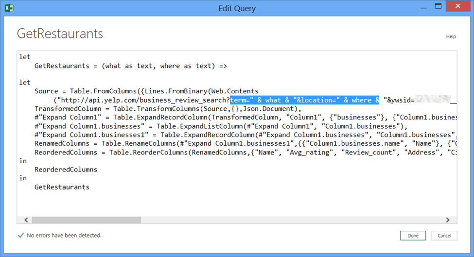 Getting started with Power Query and Power Map   Blog