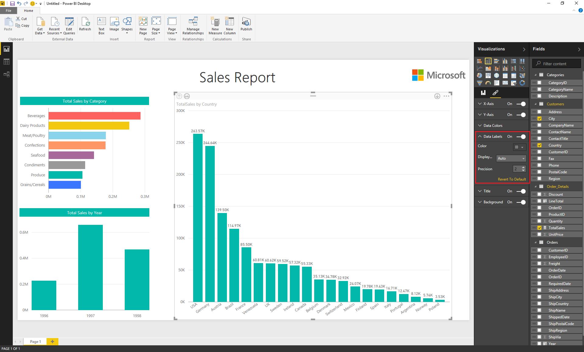 44 New Features In The Power Bi Desktop September Update Microsoft