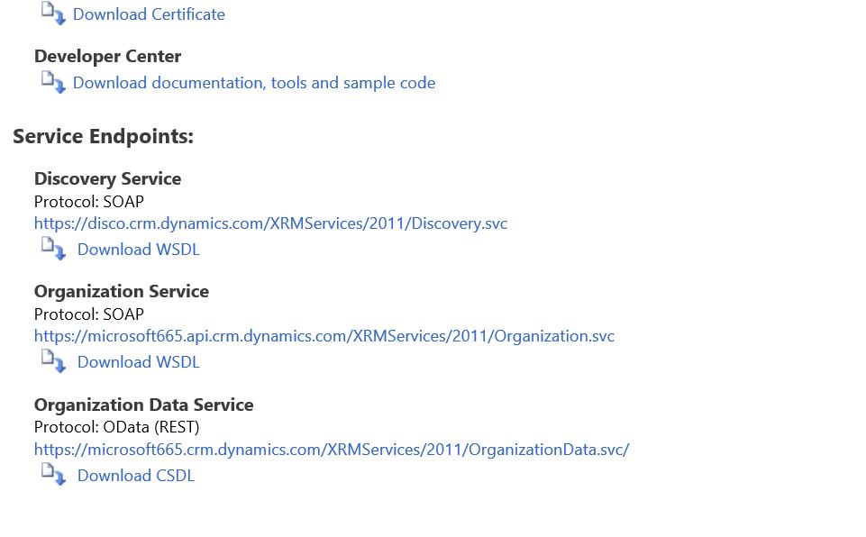 Dynamics Crm Online In Power Query Microsoft Power Bi Blog