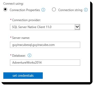 SSL Security Error with Data Source | Microsoft Power BI-Blog ...