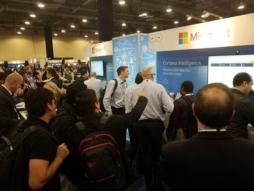 0e4ceffb 0d81 42f3 be89 3229ba618d6f Microsoft at Gartner Data and Analytics Summit 2018 in Grapevine, TX