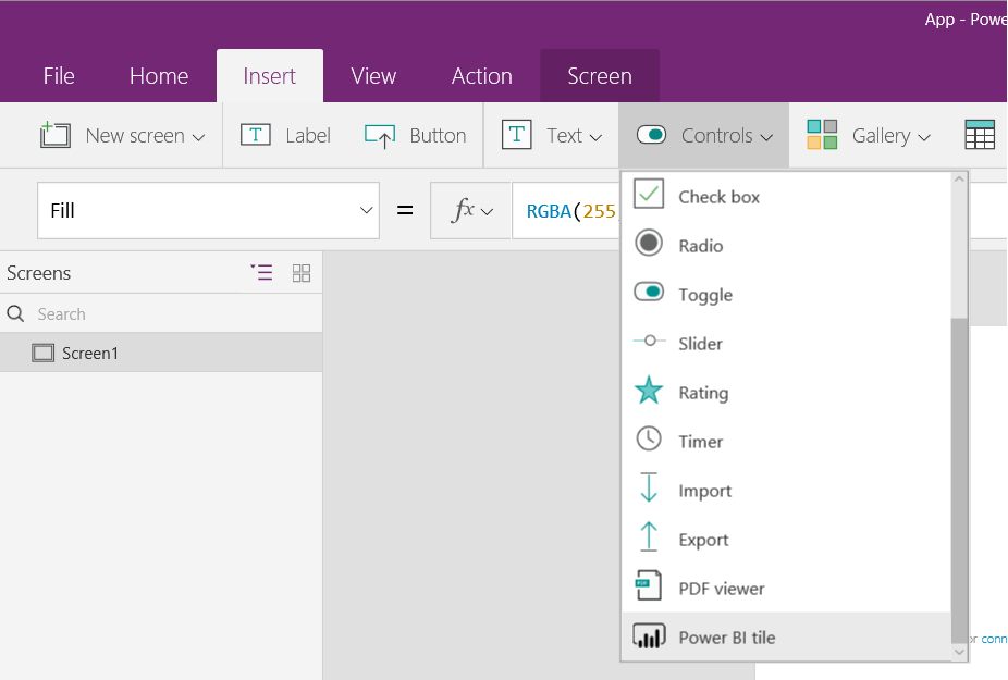 0f63c811 843a 4cbd b674 331493e75256 PowerApps and Power BI, together at last