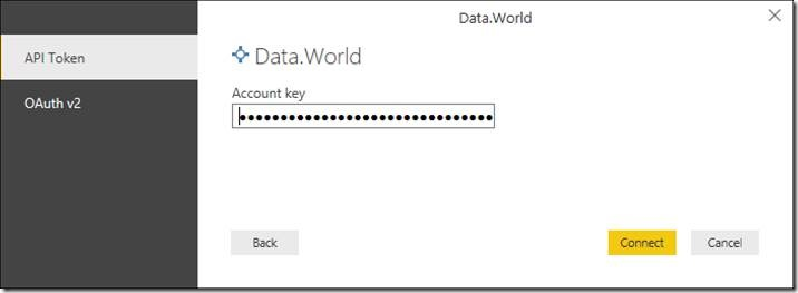 1f45c5ef df6f 4c6f 8987 6016ef7965bc Connect to tens of thousands of datasets on data.world with the new connector for Power BI Desktop (and join the webinar!)