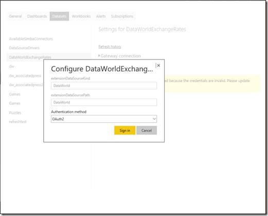 23186936 5767 4a8f 9465 ceb5474b8262 Connect to tens of thousands of datasets on data.world with the new connector for Power BI Desktop (and join the webinar!)
