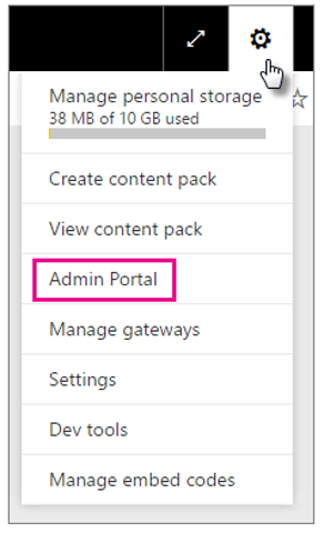 3703f407 75ab 47b6 8913 9fd067c1912e Announcing granular tenant settings in Power BI