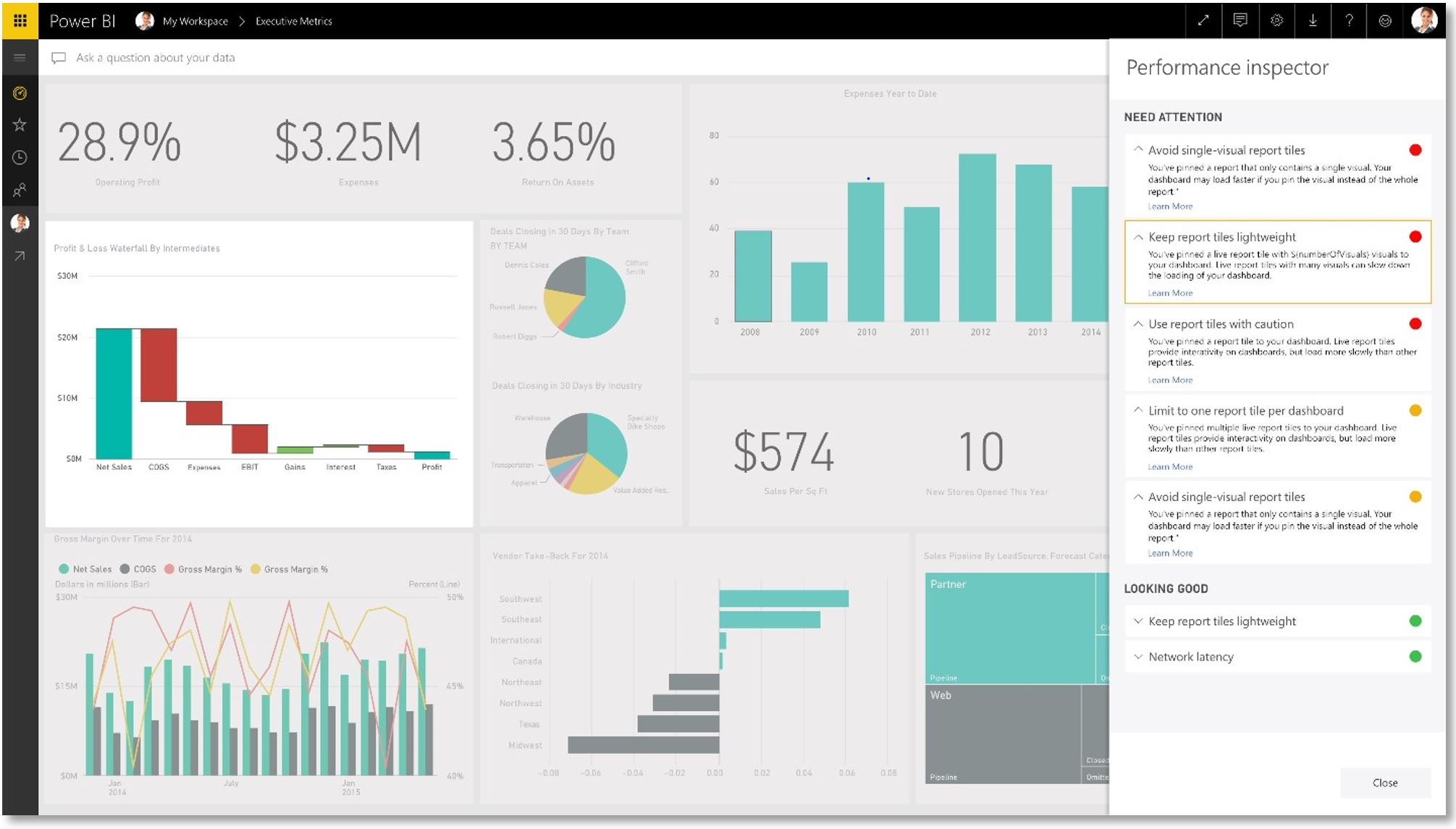 4ffaa034 eda8 4d97 949e 432e2307ce381 Power BI Service and Mobile July Feature Summary