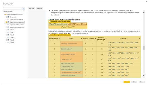 web navigator web view
