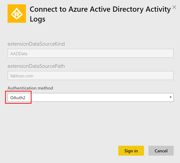 929fb8b6 18d7 47ab 920d 09967f606deb Azure Active Directory meets Power BI