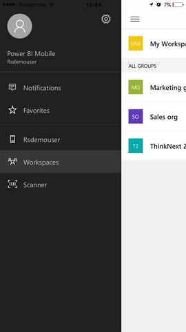 990460f0 4888 4adb abf0 c4d8e4f5a421 Power BI Mobile Apps feature summary – October 2016