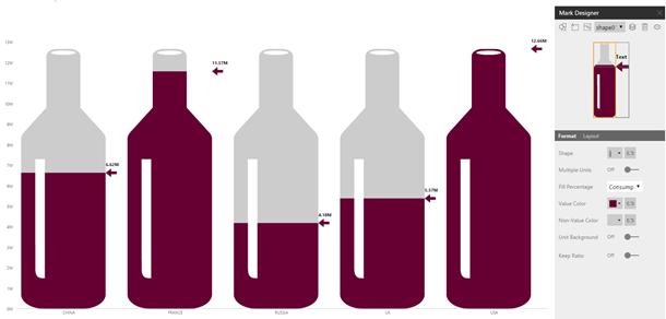 wine bottle editor