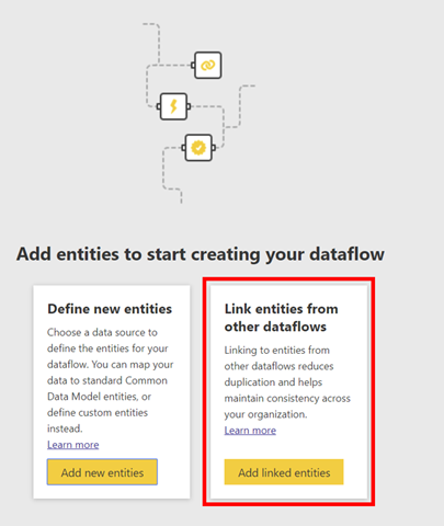 Introducing: Power BI data prep with dataflows | Microsoft Power BI