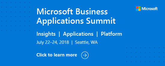Image result for microsoft business applications summit 2018