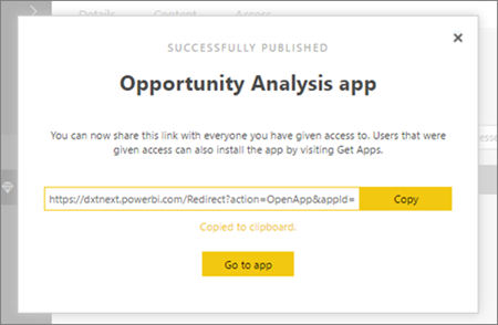adcf6ffd 27b3 4d5f 9088 b238bfd736b4 Distribute to large audiences with Power BI apps