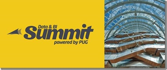 Data and BI summit banner