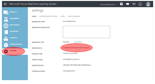 c7a3ab71 4323 4b04 b6ff cc4e82e22e72 Visualizing and interacting with your Azure Machine Learning Studio experiments
