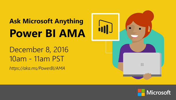 cddc6dc8 2a82 493a 9fc6 37f737f1243a Join us TODAY for the Power BI Ask Microsoft Anything