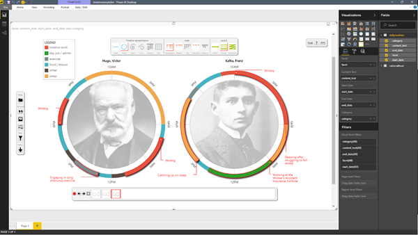dfc3147a f50d 40a9 932a 7357b5584f34 Create interactive timeline visualizations for your data with the new timeline storyteller community visual