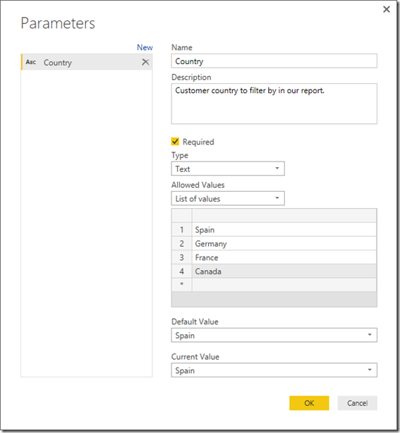 Deep Dive into Query Parameters and Power BI Templates